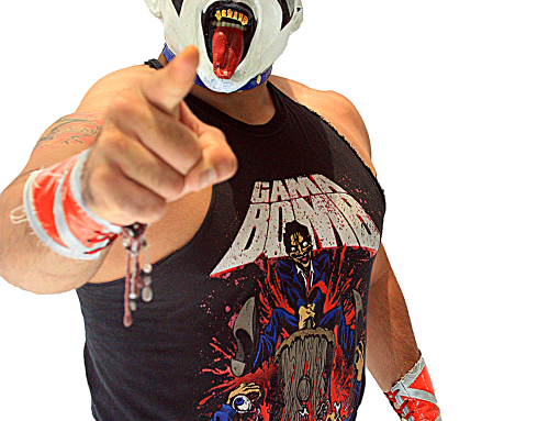 Psycho Clown, preparado para Villano IV