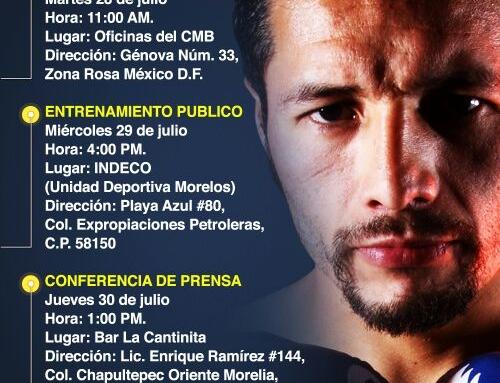 Jhonny González está de regreso