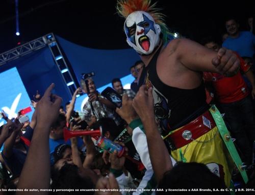 Psycho Clown nuevo campeón Latinoamericano