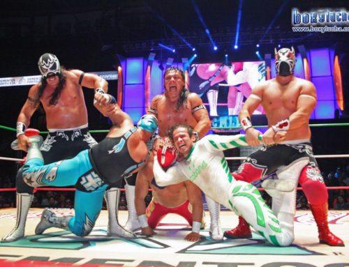 CMLL, martes 21 de junio 2016, Arena México