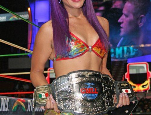 CMLL, martes 2 de agosto 2016, Arena México