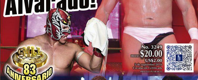 Box y Lucha No. 3249