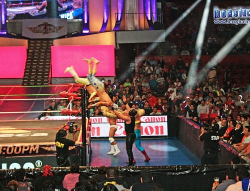 Liga ELITE, jueves 28 de julio 2016, Arena México