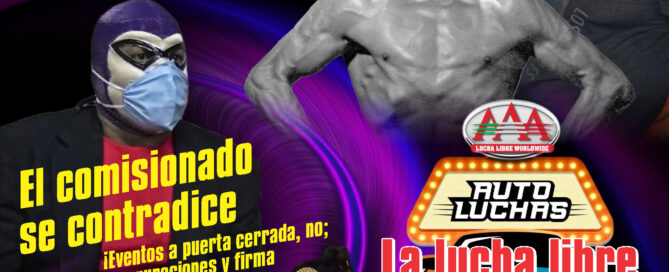 BOX Y LUCHA No. 3432