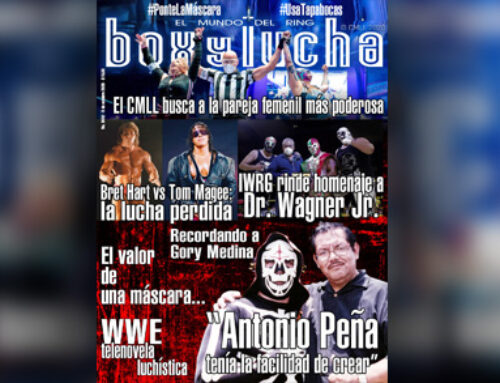 BOX Y LUCHA No. 3442