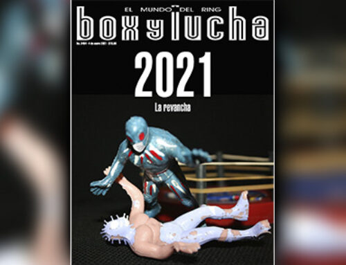 BOX Y LUCHA No. 3454